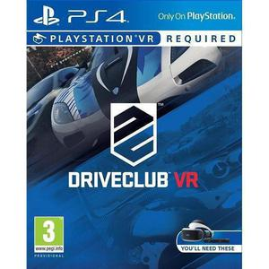DriveClub VR - PlayStation 4 VR