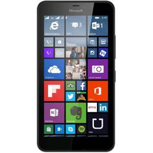 Microsoft Lumia 640 LTE 8 Go   - Noir - Débloqué
