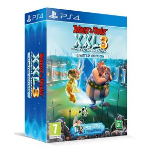 Asterix & Obelix XXL 3: The Crystal Menhir Limited Edition - PlayStation 4