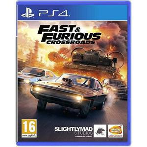 Fast & Furious Crossroads - PlayStation 4