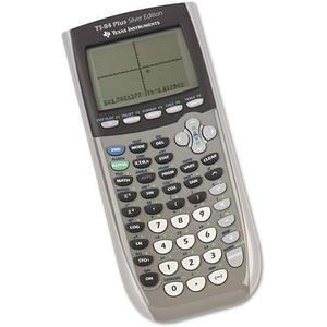 Calculatrice Scientifique Texas Instrumens TI-84 Plus Siver Edition