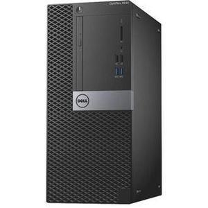 Dell OptiPlex 3040 MT Pentium 3,3 GHz - HDD 500 GB RAM 4 GB