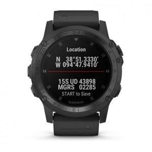 Relojes Cardio GPS Garmin Tactix Charlie - Negro