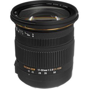 Objectif EF 17-50mm f/2.8