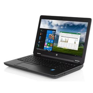 "Hp ZBook 15 G1 15"" Core i7 2,4 GHz - SSD 256 GB - 16GB - Teclado Francés"