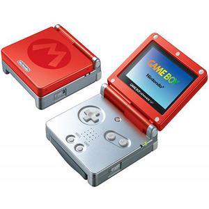 Nintendo Game Boy Advance SP Consola de jogos