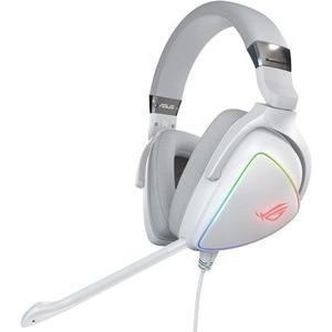 Casque Gaming avec Micro Asus ROG Delta White Edition - Blanc