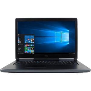 "Dell Precision 7710 17"" Core i7 2,7 GHz - SSD 512 Go - 16 Go AZERTY - Français"