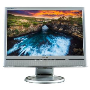 "Écran 20"" LCD WSXGA+ Philips 200W6"