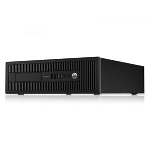 Hp EliteDesk 800 G1 SFF Core i5 3,2 GHz - SSD 128 GB + HDD 500 GB RAM 8 GB