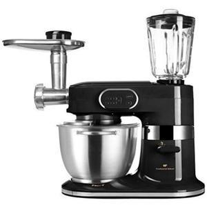 Küchenmaschine Continental Edison CERB100WB - Schwarz