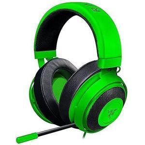 Kopfhörer Gaming mit Mikrophon Razer Kraken Pro v2 - Grün