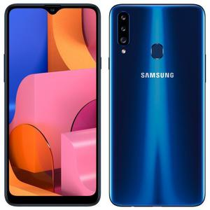 Galaxy A20s 32 Go Dual Sim - Bleu - Débloqué