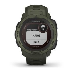 Montre Cardio GPS Garmin Instinct Tactical - Kaki