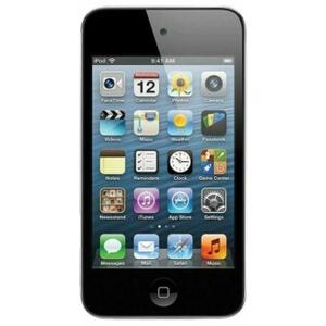 iPod Touch 4 - 64 Go - Noir