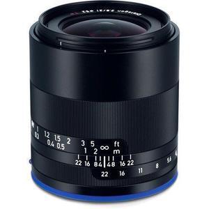Lens Carl Zeiss E Distagon T * 21mm f/2.8 voor Sony