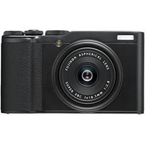 Compatta Fujifilm XF10 - Nero + Obiettivo Fujinon 18.5mm f/2.8