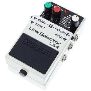Pédale d'effet Boss LS-2 Line Selector