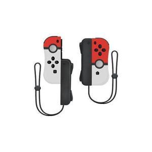 Manette Under Control Joy-Con Nintendo Switch UC II-Con Pokeball - Rouge/Blanc