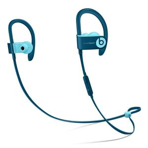 Cuffie Bluetooth Beats By Dre PowerBeats 3 Pop Edition con Microfono - Blu