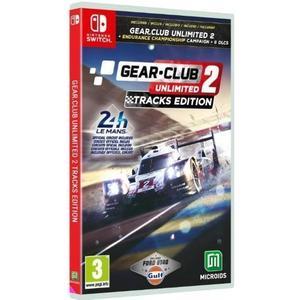 Gear.Club Unlimited 2: Tracks Edition - Nintendo Switch