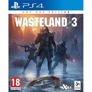 Wasteland 3 Day One Edition - PlayStation 4