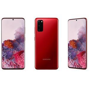 Galaxy S20+ 128 Go Dual Sim - Rouge - Débloqué