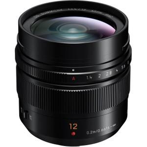 Objectif Micro Four Thirds 24mm f/1.4