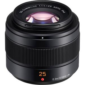 Lens Panasonic Micro 4/3 Leica DG Summilux 25 mm f/1.4 II ASPH