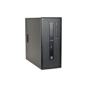 HP EliteDesk 800 G1 Tower Core i7 3,4 GHz - SSD 500 Go RAM 16 Go