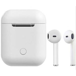 Tws i10-XS Earbud Noise-Cancelling Bluetooth Earphones - White