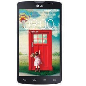 LG L80 8 Gb - Schwarz - Ohne Vertrag