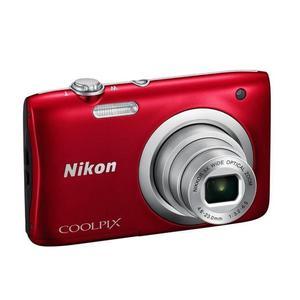 Compact - Nikon Coolpix A100 - Nikkor - Rouge