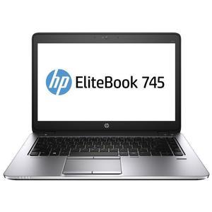 "HP EliteBook 745 G3 14"" PRO A10 1,8 GHz - SSD 240 Go - 8 Go QWERTZ - Allemand"