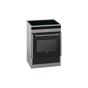Cuisinière induction Siemens HA857580F - Gris