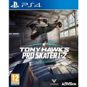 Tony Hawk Pro Skater 1 + 2 - PlayStation 4