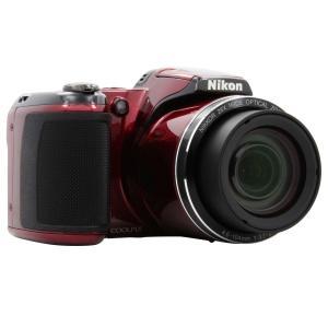 Compactcamera Nikon Coolpix L810 - Rood