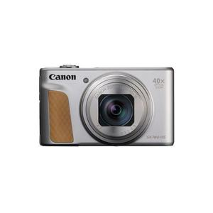 Compactcamera Canon PowerShot SX740 HS - Zilver + Lens Canon 40X IS Optical Zoom