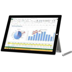 "Microsoft Surface Pro 3 12"" Core i5 2,6 GHz - SSD 128 Go - 4 Go AZERTY - Français"