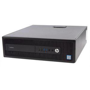 HP ProDesk 600 G2 SFF Core i3 3,7 GHz - SSD 120 GB RAM 4 GB