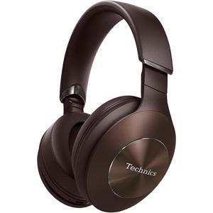 Technics EAH-F70 One-T Bluetooth-hoofdtelefoon met Ruisonderdrukking - Chocolade