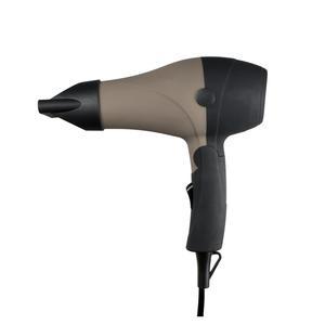 Sèche-cheveux pliable de voyage Italian Design IDEGTI1400 - Marron/Noir