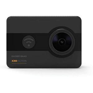 Sport Camera Kaiser Baas X300 - Zwart