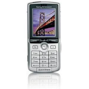 Sony Ericsson K750I - Silber- Ohne Vertrag