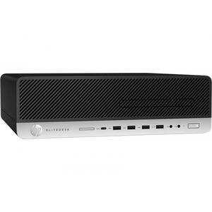 Hp EliteDesk 800 G5 SFF Core i5 3 GHz - SSD 256 GB RAM 8GB AZERTY