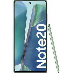 Galaxy Note20 256 Gb Dual Sim - Grün - Ohne Vertrag