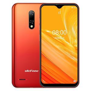 Ulefone Note 8 16GB Dual Sim - Arancione/Rosso