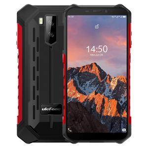 Ulefone Armor X5 Pro 64 Go Dual Sim - Noir/Rouge - Débloqué