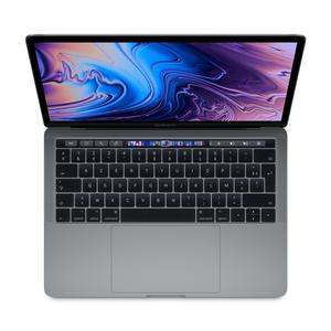 "MacBook Pro Touch Bar 13"" Retina (2016) - Core i7 3,3 GHz - SSD 512 GB - 16GB - teclado francés"