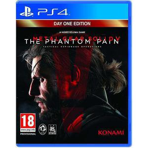 Metal Gear Solid V: The Phantom Pain Day One Edition - PlayStation 4
